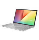 Asus F712FA Linux Business-Notebook Farbe silber, FullHD-Display 17,3 Zoll (entspiegelt 1920x1080), Intel Core i5-10210U, 256GB NVMe SSD/8 GB DDR4-RAM