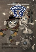OpenBSD 5.9 (Original-Version)