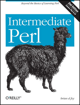 Intermediate Perl, 2. Auflage