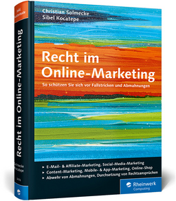 Recht im Online-Marketing, 1. Auflage