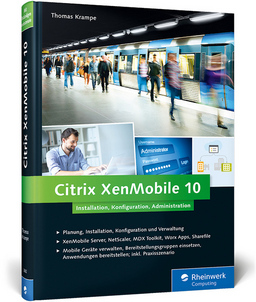 Citrix XenMobile 10, 1. Auflage