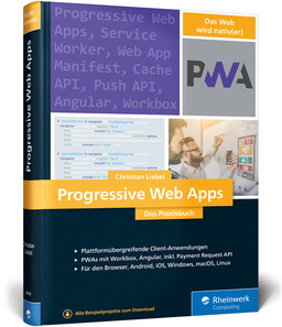 Progressive Web Apps, 1. Auflage