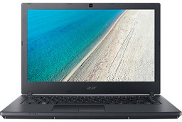 Acer Linux-Notebook Travelmate P2510, Intel Core i3-7100U, 39,6cm/15,6Z HD Display matt