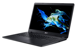 Acer Linux-Notebook Extensa 15 (EX215) mit Intel Quadcore i5-10210U (Comet Lake), 8 GB DDR4 / 256 GB NVMe SSD, 39,6cm/15,6 FullHD