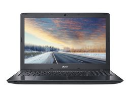 Acer Travelmate P259M Linux-Notebook mit Intel Core i3-6006, 39,6cm/15 non-glare HD, WLAN 802.11ac/BT 4.0