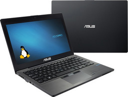 AsusPro BU201LA Business-Notebook (Linux), Intel Core i5-4210U, 31,75cm/12,5Zoll FullHD-Display entspiegelt, dockingfähig