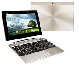 Refurbished: Asus Transformer Pad Infinity TF700T 64GB SSD incl. Keyboard (champagner-metallic)