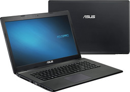 ASUSPro P751JA Linux-Notebook 43,9cm/17,3Zoll entspiegelt, Intel Core i3-4000M