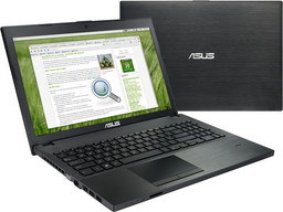 AsusPRO PU551JA Linux-Notebook 39,6cm/15,6Zoll HD-Display entspiegelt, Intel Core i3-4000M