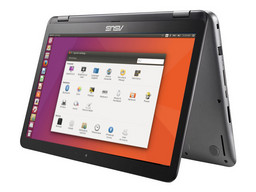 Asus Flipbook TP412UA Intel Core i3-8130U, 35,6cm/14Zoll Touch-Display FullHD, 8GB RAM/256GB SSD