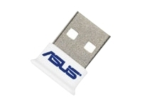 ASUS Bluetooth-Adapter wei� f�r EeePC, USB 2.0, EDR 2.1