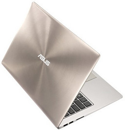 Asus Ultrabook UX303UA mit Intel Core i5-6200U, 33,8cm/13,3Z HD-Display entspiegelt, 8GB RAM