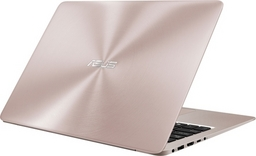 Asus Ultrabook UX310UA rosé-gold Intel Core i5-7200U (Kaby Lake), 33,8cm/13,3Z FullHD-Display matt, bel. Tastatur, 8GB RAM/256GB SSD