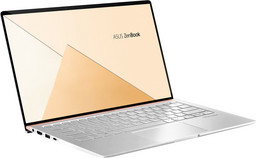 Asus Zenbook 14 (UX433FA) Farbe Icicle Silver Intel Core i5-8265U, 256GB NVMe SSD