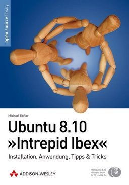 Ubuntu 8.10 »Intrepid Ibex«