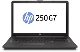 HP 250 G7 Linux-Notebook Intel Core i3-8130U, 39,6cm/15,6Zoll FullHD matt, 8GB RAM/256GB NVMe SSD