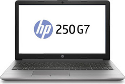 HP 250 G7 Linux-Notebook Intel Core i3-7020U Kaby Lake, 39,6cm/15,6Zoll FullHD matt, 8GB RAM/256GB NVMe SSD