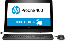 HP ProOne 400 G3 All-in-One PC mit Intel Pentium G4560, 1 TB HDD, 4 GB RAM