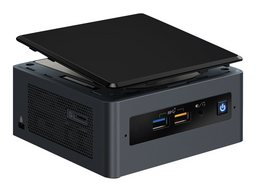 Intel NUC 8i5BEH mit Core i5-8259U-CPU / 256GB SSD + 1 TB HDD