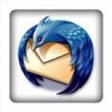 Thunderbird - PC-Sticker (Case Badge)