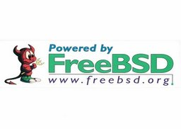 Powered by FreeBSD Aufkleber
