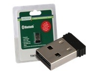 Bluetooth-Adapter USB 2.0 auf Bluetooth EDR 2.1 (10-20m), schwarz