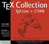 TeX Collection (DVD + 2 CD-ROMs)