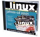 Jahres-CD Linux User 2001
