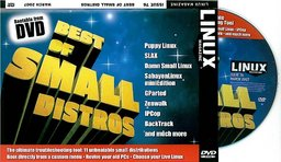 Linux Magazine - 11 Small Distros