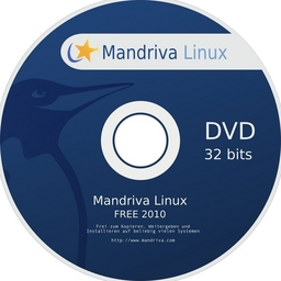 Mandriva Linux 2010.2 Spring DVD Free Edition