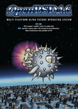 Open BSD 4.6 (Original-Version)