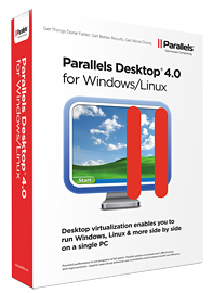Parallels Desktop for Windows+Linux Update von 3.x - ESD Lizenz