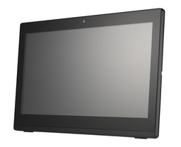 Shuttle P90U3 All-in-One PC, 19.5 kapazitives Touchpanel, Intel Core i3-7100U, lüfterlos