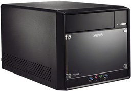 Shuttle Cube SH310R4v2 Linux XPC Cube mit Intel-CPUs der 8./9. Generation
