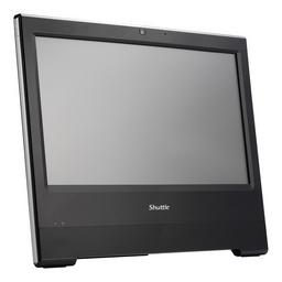 Shuttle X50V4 Touch-PC schwarz, 39,6cm/15,6 LED-TFT, Intel Celeron 2957U 1.4GHz