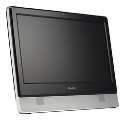 Shuttle X70M Touch-PC, 18.5 Touch-TFT, Intel Core-CPU 3. Generation