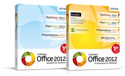SoftMaker Office 2012 für Windows (XP, Vista, 7, 8)