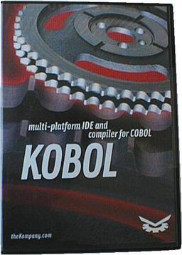 KOBOL IDE and Compiler (CD-Version)