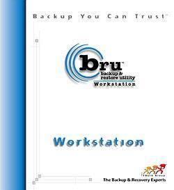 BRU 17.0 Workstation Edition UNIX - Update von 15.1/16.0