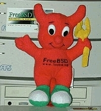 FreeBSD Daemon (US-Version, ca. 10 cm)