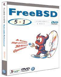Free BSD 5.1 Stable Release DVD June 2003