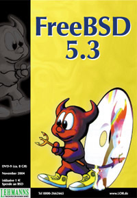 Free BSD 5.3 Stable Release November 2004