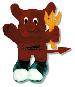 FreeBSD Daemon (US-Version, ca. 25 cm)