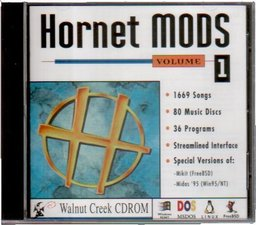 Hornet MODS Vol.1 July 1997