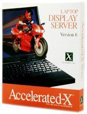 Accelerated-X für Laptops und NoteBook V 6.0