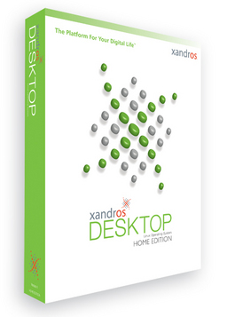 Xandros Desktop 4.0 Home Edition (Englisch)