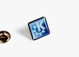 KDE Pin, 10er-Pack