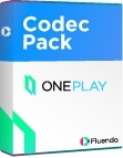 Fluendo OnePlay Codec Pack