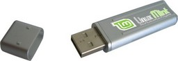 Linux Mint 19.1 Tara Live- + Installations-USB-Stick (persistent + deutsch incl. Updates)