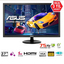 Asus VP278QG LED-TFT 27 Zoll (68.6 cm), 1ms, 1920x1080 Full-HD, Speaker 2x2W, VGA, DisplayPort, 2xHDMI